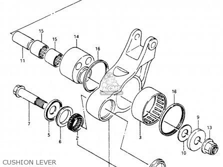 Suzuki Lt500 Wiring Diagram