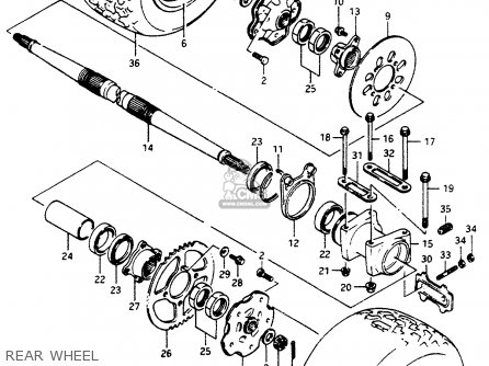 Quadzilla Wiring Diagram