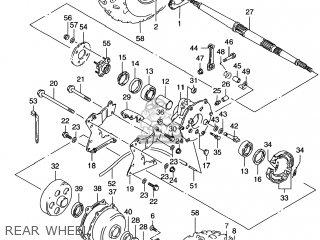 suzuki quadsport 80 parts suzuki quadsport z50 parts wiring