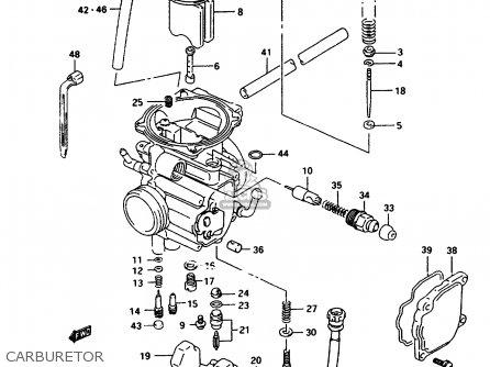 suzuki ltf250 1997 v parts list partsmanual partsfiche. Black Bedroom Furniture Sets. Home Design Ideas