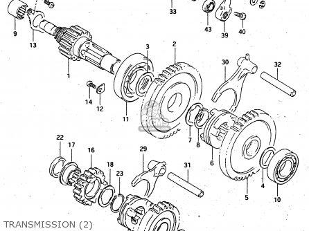 Suzuki Ltf4wdx 1997 v Transmission 2