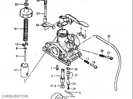 Suzuki Or50 Wiring Diagram