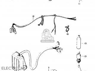 Suzuki Pe250 1977 b Usa e03 Electrical