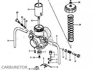 Suzuki Pe400 1981 X Usa E03 Parts Lists And Schematics. Suzuki Pe400 1981 X Usa E03 Carburetor. Suzuki. Suzuki Pe400 Wiring Diagram At Scoala.co