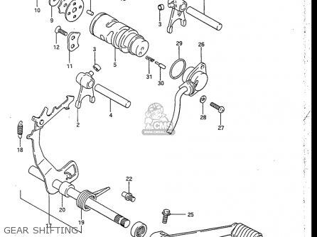 Gear Puller Diagram
