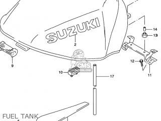 suzuki dr 600 wiring diagram suzuki rf600r 1994 (r) usa (e03) parts list partsmanual ... suzuki rf 600 wiring diagram #13