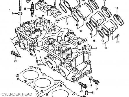 Suzuki Mikuni Carburetor Diagram