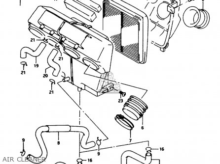 Suzuki Intruder 1400 Wiring Diagram