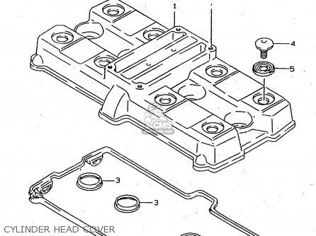 Suzuki Rf900r 1994 (r) (e02 E04 E18 E22 E24 E25 E34 E39) parts list