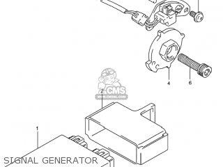 Suzuki Rf900r 1994 r Usa e03 Signal Generator