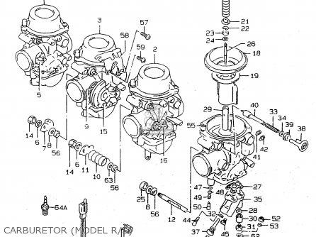Suzuki       RF900R    1995  S   E02 E04 E18 E22 E24 E25 E34 E37