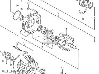 Outstanding Suzuki Rf900R 1995 S Usa E03 Parts Lists And Schematics Wiring Digital Resources Funiwoestevosnl