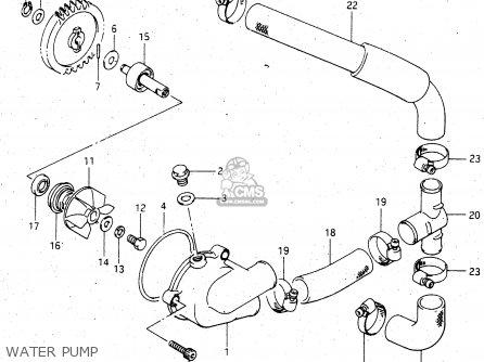 Suzuki Rgv250 1994 R E02 E04 E21 E24 E34 Parts Lists And Schematics