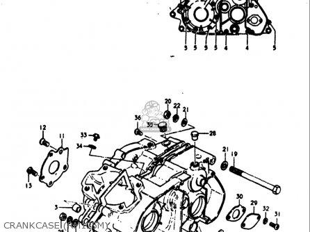 Honda Xl Wiring Diagram Suzuki Rm