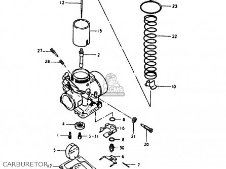 Suzuki Rm T Carburetor Mediumsue Fig B C on How A Carburetor Works Diagram