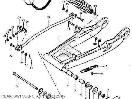 Suzuki En 125 Wiring Diagram