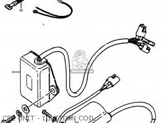 cdi unit - ignition coil