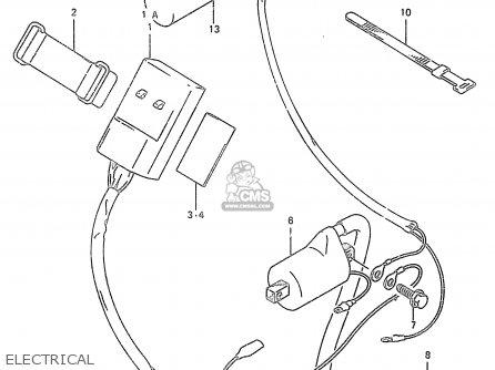 Suzuki Rm 250 Wiring Diagram
