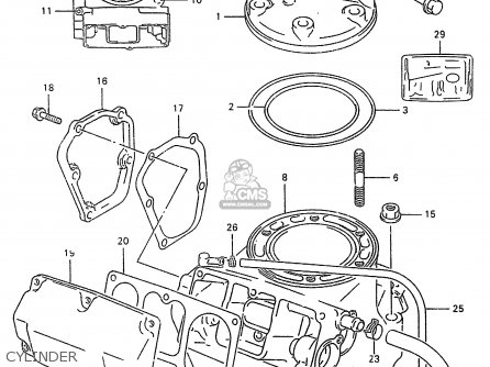 suzuki rm250 1998 w e02 e04 e24 p37 parts lists and schematics rh cmsnl com