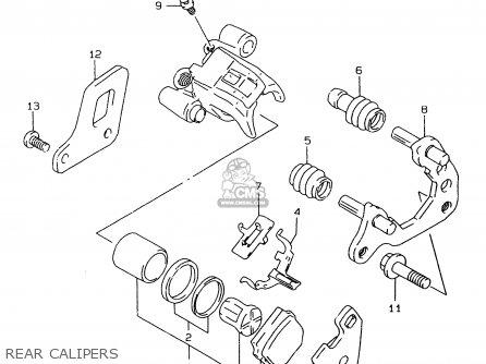 suzuki rm80x 1996 t e02 e04 e24 rear calipers_mediumsue0016fig37_29a3 1995 mercury sable fuse box 1995 find image about wiring diagram,1995 Ford Econoline Fuse Box Diagram