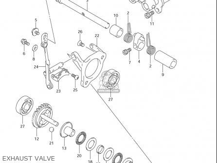 Suzuki Rm 85 Carburetor Diagram