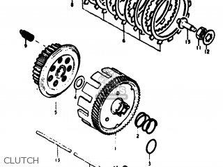 honda suzuki rv125 1973 (k) usa (e03) parts lists and schematics on  suzuki