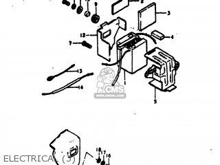 Swell Suzuki Rv125 1973 K Usa E03 Parts Lists And Schematics Wiring Database Denligelartorg
