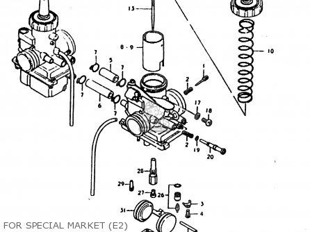 Suzuki Sb200 1979 n e02 For Special Market e2