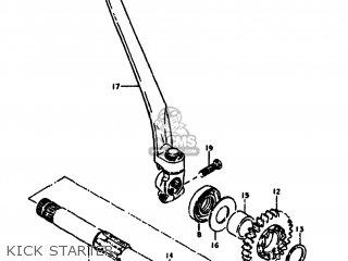 Kawasaki Wiring Diagrams 1981