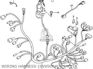 suzuki sv650 1999 x usa e03 parts list partsmanual partsfiche. Black Bedroom Furniture Sets. Home Design Ideas