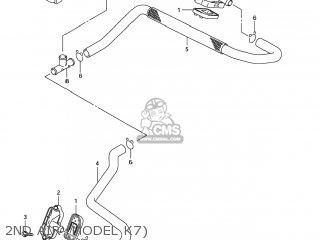 Suzuki SV650 2003 (K3) USA (E03) parts lists and schematicsCmsnl.com