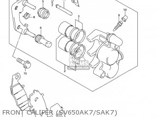 suzuki sv650 2003 k3 usa e03 parts lists and schematics rh cmsnl com RC51 Engine 650 Cc Engine
