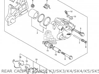 suzuki sv650 2003 k3 usa e03 parts lists and schematics rh cmsnl com RC51 Engine RC51 Engine