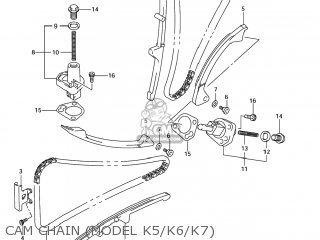 suzuki sv650 2007 k7 usa e03 parts list partsmanual. Black Bedroom Furniture Sets. Home Design Ideas