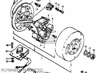 suzuki tc100 1973  k  usa  e03  parts list partsmanual