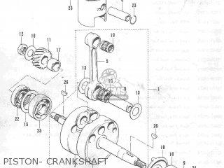 Suzuki TC120 Parts Microfiche s166