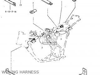 Suzuki Tc125 1973 k Usa e03 Wiring Harness