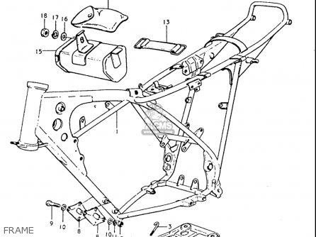 suzuki t500 wiring diagram