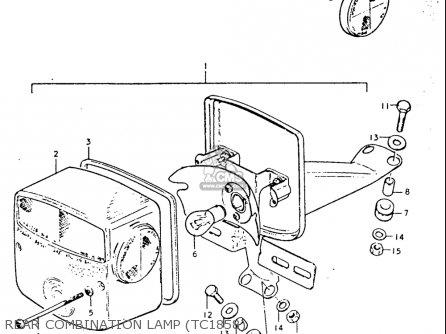 Suzuki Gs 450 Wiring Diagram together with Suzuki Ts 185 Wiring Diagram additionally T2291162 Wont charge in addition mando Alarms Car Wiring Diagrams additionally Partslist. on suzuki gs400 wiring diagram
