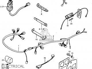 suzuki tc185 1974 (l) usa (e03) parts lists and schematicsTc185 Suzuki Wiring Diagram #13
