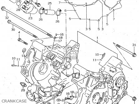 Suzuki Tl1000r 1999 X Parts Lists And Schematics