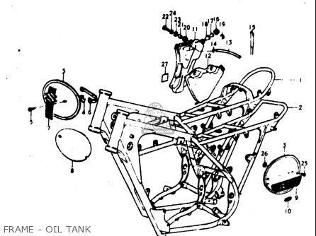 Wiring Diagram For 1968 Honda Cl350 on honda cb350 wiring diagram