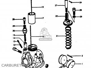 suzuki ts100 1973  k  usa  e03  parts list partsmanual