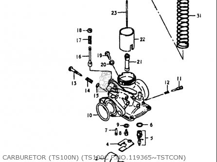 Single Stroke Engine Diagram additionally Briggs And Stratton 18 Hp Wiring Diagram further Wiring Diagram For 1974 Suzuki Ts 125 moreover Wiring Diagram 04 Ttr 125 as well Single Stroke Engine Diagram. on dr 125 wiring diagram