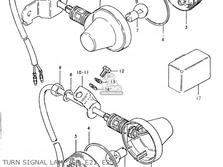 Yamaha Golf Cart Turn Signal Wiring Diagram