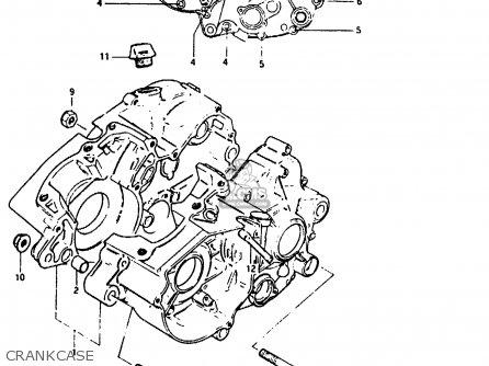 suzuki ts125er 1982  z   1 2 6 e08 e09 e15 e17 e18 e21 e24