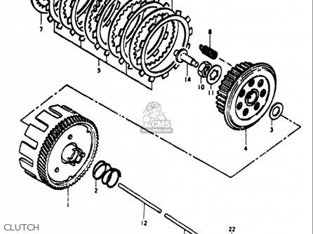 Suzuki Ts185 Wiring Diagram - Sh3.ME