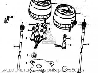 1974 suzuki motorcycle wiring diagrams suzuki ts185 wiring