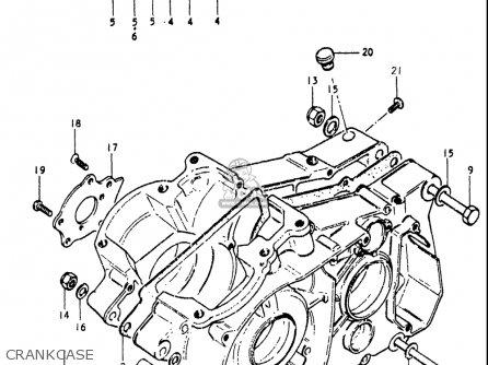 1973 suzuki ts185 wiring diagram suzuki ts 185 parts