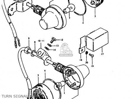 Suzuki Ts185er 1981 X E01 E02 E04 E09 E21 E22 E24 E26 E30 Parts